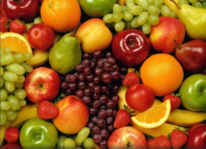 5 Frutas de primavera para mantener la forma