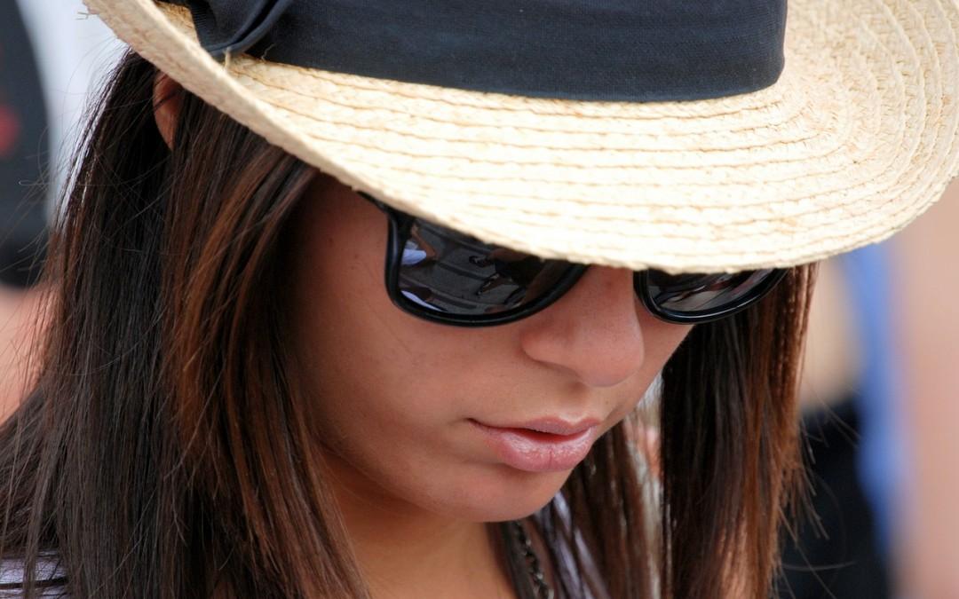 Gafas de sol con criterios de salud
