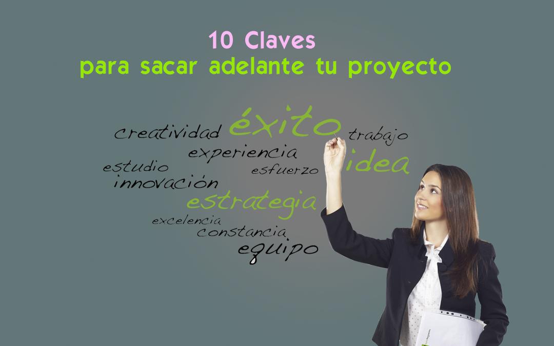 10 claves para tu proyecto este verano