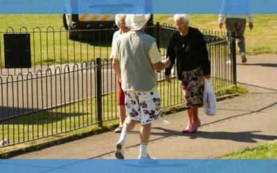 Beneficios que aporta un Fisioterapeuta al enfermo de Alzheimer