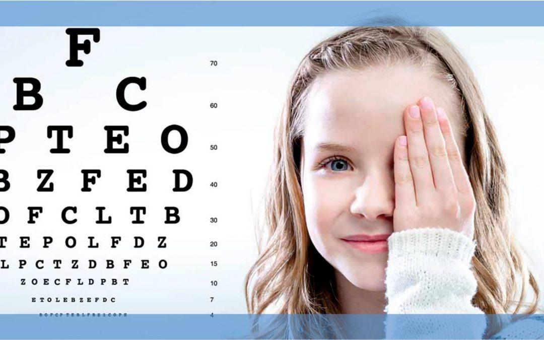 Como prevenir problemas de salud visual en los mas pequeños